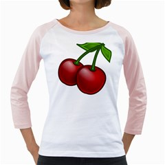Cherries Girly Raglans