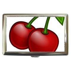 Cherries Cigarette Money Cases