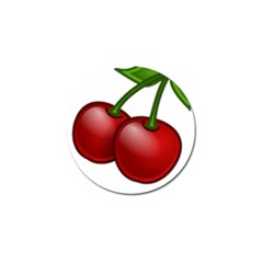 Cherries Golf Ball Marker