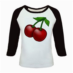 Cherries Kids Baseball Jerseys