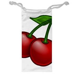 Cherries Jewelry Bag