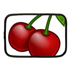 Cherries Netbook Case (Medium)