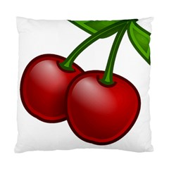 Cherries Standard Cushion Case (One Side)