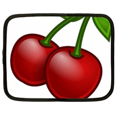 Cherries Netbook Case (XXL)