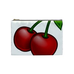 Cherries Cosmetic Bag (Medium)