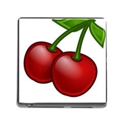 Cherries Memory Card Reader (Square)