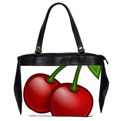 Cherries Office Handbags (2 Sides)