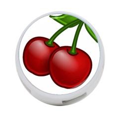 Cherries 4-Port USB Hub (Two Sides)