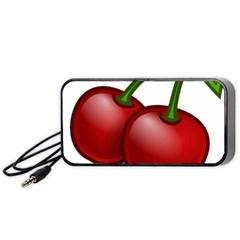 Cherries Portable Speaker (Black)
