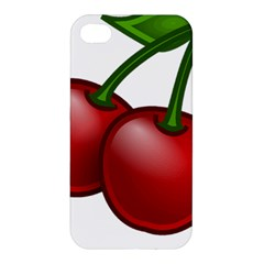 Cherries Apple iPhone 4/4S Hardshell Case