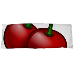 Cherries Body Pillow Case Dakimakura (Two Sides)