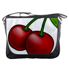 Cherries Messenger Bags
