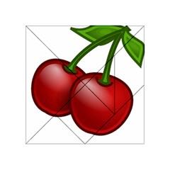 Cherries Acrylic Tangram Puzzle (4  x 4 )