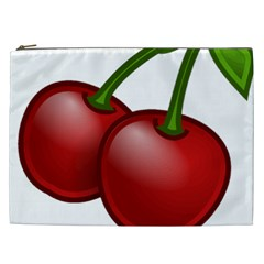 Cherries Cosmetic Bag (XXL)