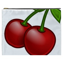 Cherries Cosmetic Bag (XXXL)