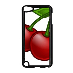 Cherries Apple iPod Touch 5 Case (Black)