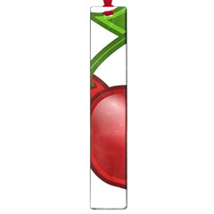 Cherries Large Book Marks