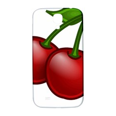 Cherries Samsung Galaxy S4 I9500/I9505  Hardshell Back Case