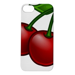 Cherries Apple iPhone 5S/ SE Hardshell Case