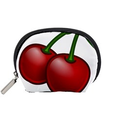 Cherries Accessory Pouches (Small)
