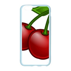 Cherries Apple Seamless iPhone 6/6S Case (Color)