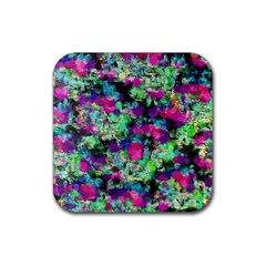 Blended texture              Rubber Square Coaster (4 pack