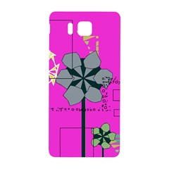 Flowers and squares        nil (phone back case)