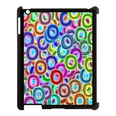 Colorful ovals        Apple iPad Mini Hardshell Case (Compatible with Smart Cover)