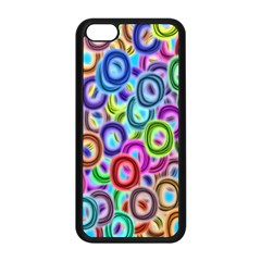 Colorful ovals        iPhone 5S Premium Hardshell Case