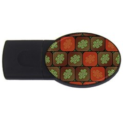 Information Puzzle USB Flash Drive Oval (1 GB)