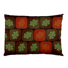 Information Puzzle Pillow Case (Two Sides)