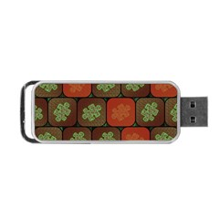Information Puzzle Portable USB Flash (One Side)