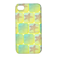Starfish Apple iPhone 4/4S Hardshell Case with Stand