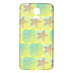 Starfish Samsung Galaxy S5 Back Case (White)