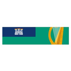 City of Dublin Fag  Satin Scarf (Oblong)