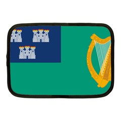 City of Dublin Flag Netbook Case (Medium)