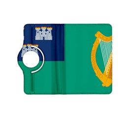 City of Dublin Flag Kindle Fire HD (2013) Flip 360 Case