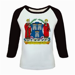 City of Dublin Coat of Arms  Kids Baseball Jerseys