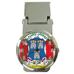 City of Dublin Coat of Arms  Money Clip Watches