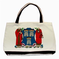 City of Dublin Coat of Arms  Basic Tote Bag (Two Sides)
