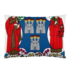 City of Dublin Coat of Arms  Pillow Case