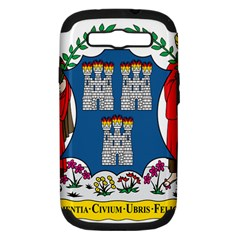 City of Dublin Coat of Arms Samsung Galaxy S III Hardshell Case (PC+Silicone)