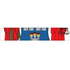 City of Dublin Coat of Arms Flano Scarf (Large)