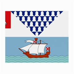 Flag of Belfast Small Glasses Cloth (2-Side)