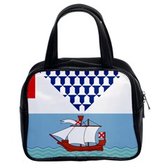 Flag of Belfast Classic Handbags (2 Sides)