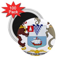 Coat of Arms of Belfast  2.25  Magnets (100 pack)