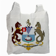 Coat of Arms of Belfast  Recycle Bag (Two Side)