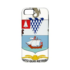 Coat of Arms of Belfast  Apple iPhone 5 Classic Hardshell Case (PC+Silicone)