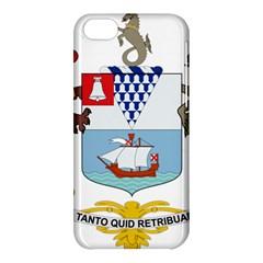 Coat of Arms of Belfast  Apple iPhone 5C Hardshell Case
