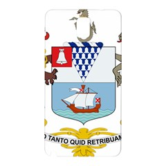 Coat of Arms of Belfast  Samsung Galaxy Note 3 N9005 Hardshell Back Case